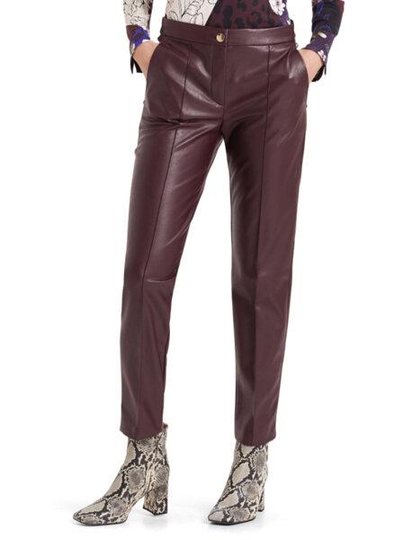 Панталон от еко кожа Marc Cain Collections