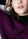 Жакардов пуловер Marella Sport Tiglio-Copy