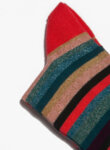 Памучни чорапи на райе Paul Smith