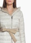 Двулицево палто с 'Water-repellent' обработка  Weekend Max Mara Eguale-Copy