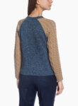 Пуловер с кашмир Weekend Max Mara Vino-Copy