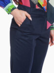 Вълнен панталон Weekend Max Mara Fauno-Copy