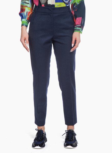 Вълнен панталон Weekend Max Mara Ondata
