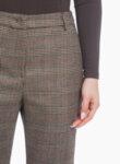 Кариран панталон Weekend Max Mara Parola-Copy