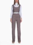 Елегантен панталон Sportmax Rose-Copy