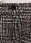 Кариран панталон Dolce&Gabbana-Copy