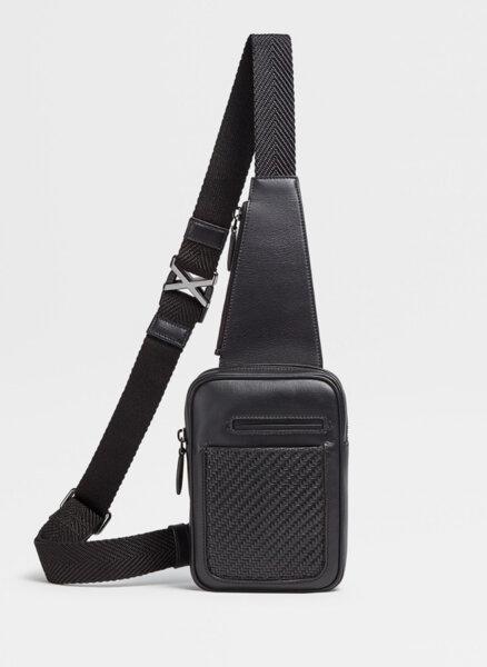 Crossbody чанта Ermenegildo Zegna