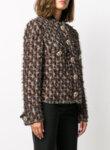 Палто от туид Dolce&Gabbana-Copy