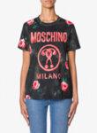 Рокля със слоган Moschino-Copy