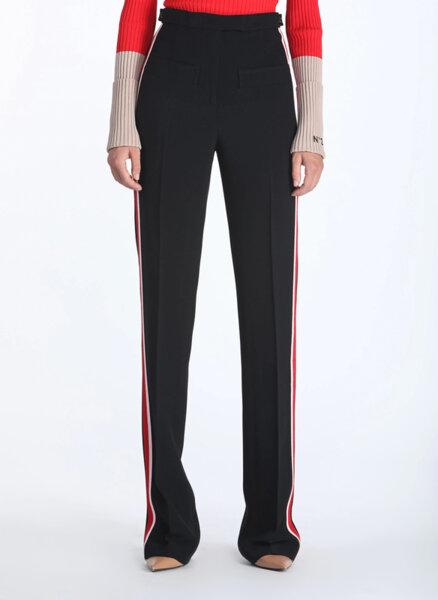 Панталон с контрастен кант Nº21