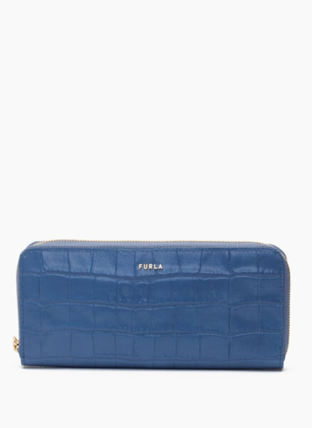 Портмоне Furla Babylon Blu denim