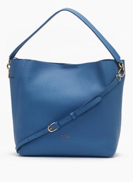 Чанта Furla Grace  Blu denim