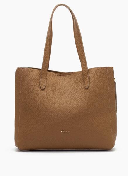 Чанта Furla Grace Fango