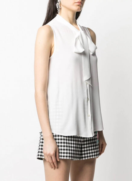 Риза без ръкав Boutique Moschino