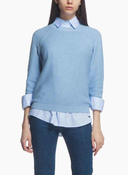 Пуловер от памук Weekend Max Mara Piroga