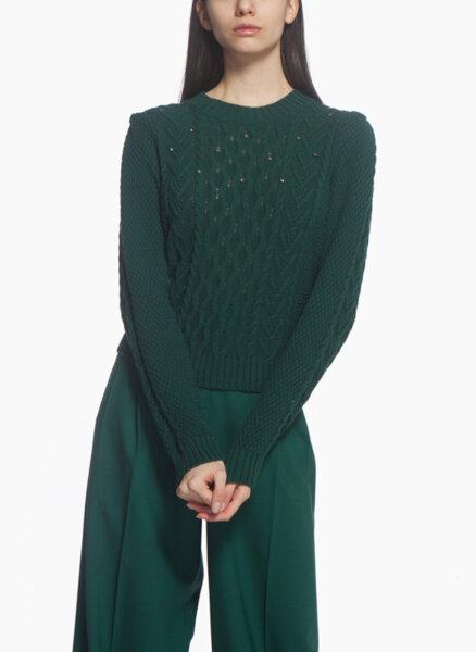 Пуловер от памук Weekend Max Mara Ennio