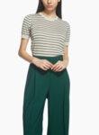 Пуловер от памук и коприна Weekend Max Mara Cairo-Copy