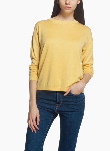 Пуловер от коприна и памук Weekend Max Mara Sibari