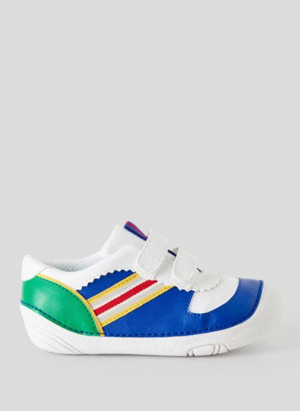Многоцветни кецове Benetton Kid