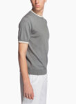 ROUND NECK SWEATER SHORT SLEEVES-Copy-Copy