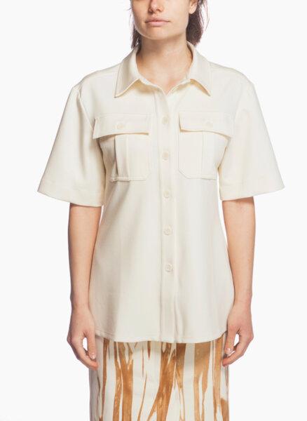 Риза  с къс ръкав Sportmax Reno