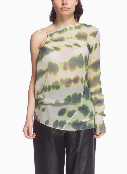 Aсиметрична блуза Sportmax Kim
