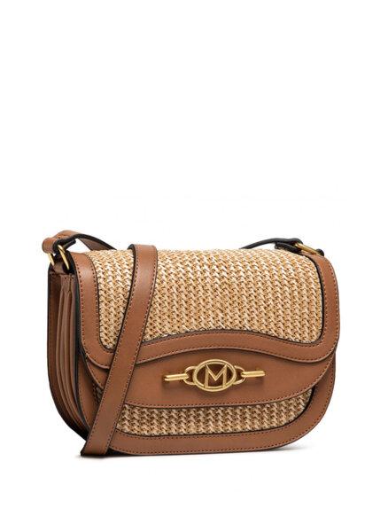 Мини чанта с рафия Marella Amadeus