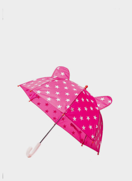 Сгъваем детски чадър с апликации Benetton Kid/Junior
