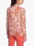 Блуза от жоржет Pennyblack Soleil