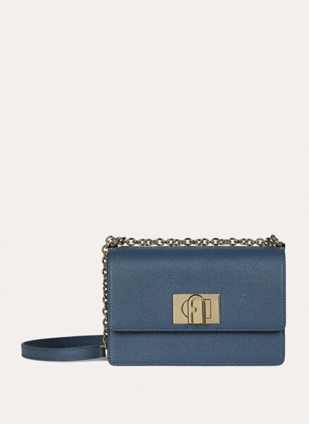 Мини чанта Furla 1927  Blu Denim