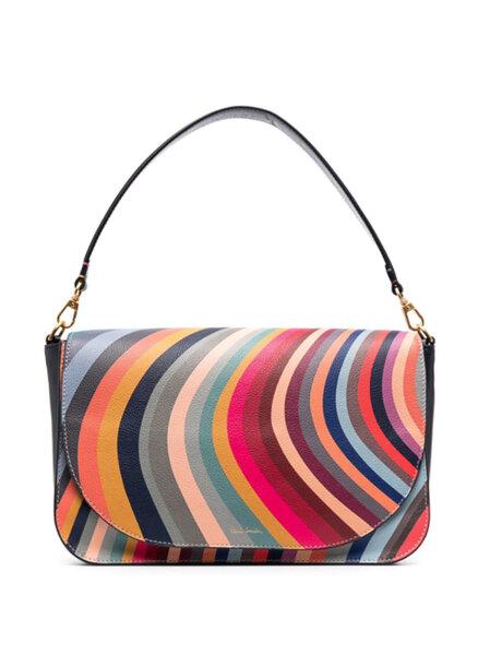 Чанта със 'Swirl' принт Paul Smith