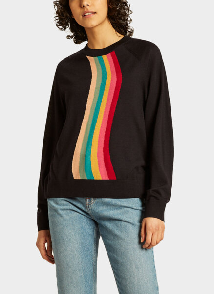 Пуловер със 'Swirl' принт Paul Smith