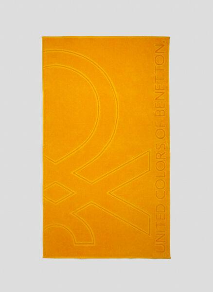 Плажна кърпа с лого