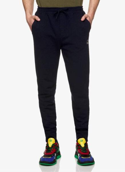 Памучен спортен панталон Benetton