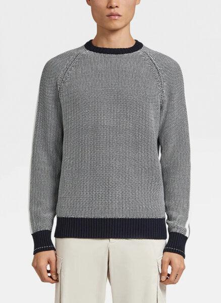 Пуловер от памук Ermenegildo Zegna