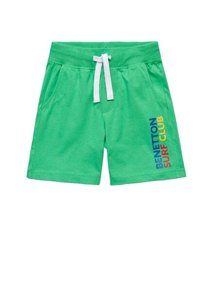 Памучни бермуди Benetton Kid/Junior