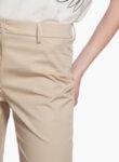 Панталон от памук Weekend Max Mara Faraone-Copy