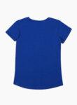 Тениска от памук с принт Benetton Kid-Copy