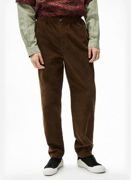 Панталон от памучно кадифе Kenzo