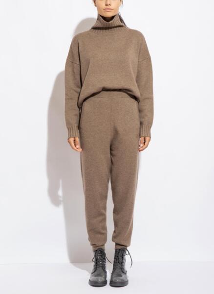 Спортен панталон от плетиво Max Mara Delta
