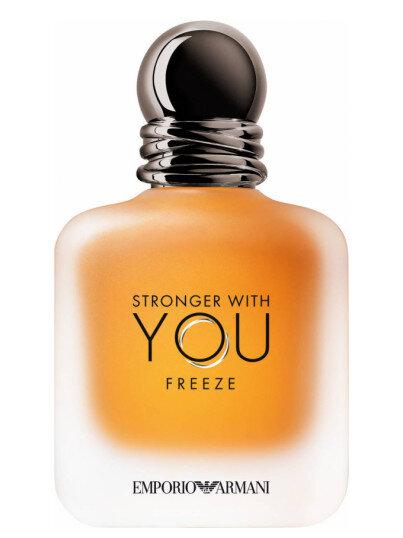 Emporio Armani Stronger With You Freeze EDP -100мл - Тестер за мъже