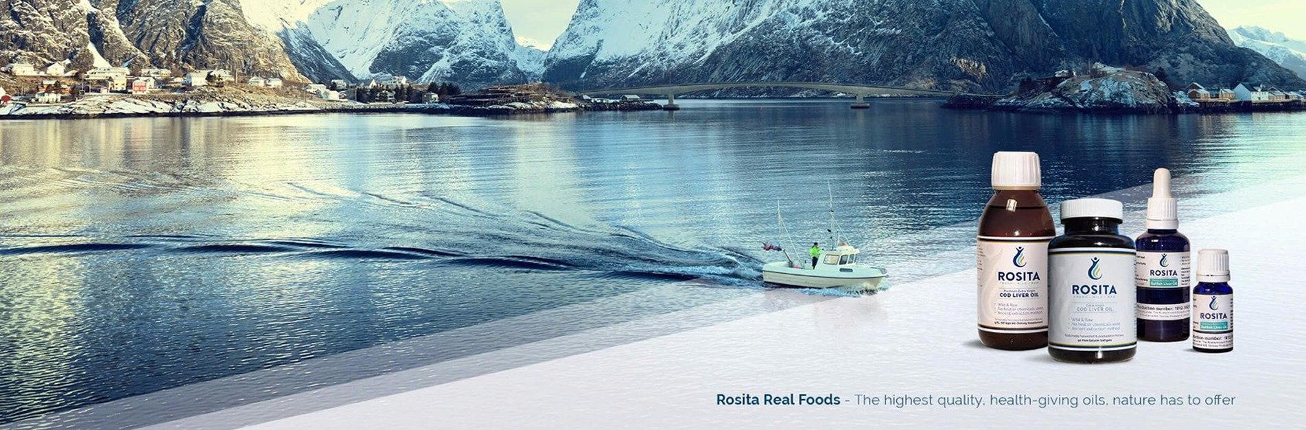 Рибено масло от дивите води на Норвегия