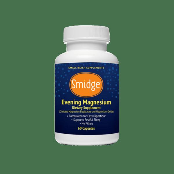 Smige® Магнезий за спокоен сън - 60 капсули