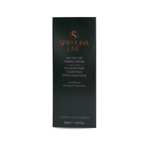 Серум за зряла кожа със спирулина