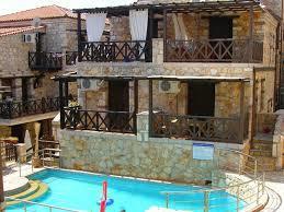 Къща, Гърция, полуостров Ситония, с. Геракини