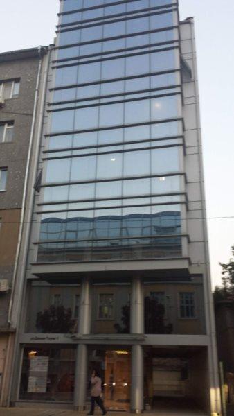 Административна сградата, гр.София, Център