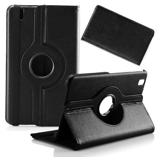 Кожен калъф за Samsung Galaxy Tab PRO 8.4 инча - черен
