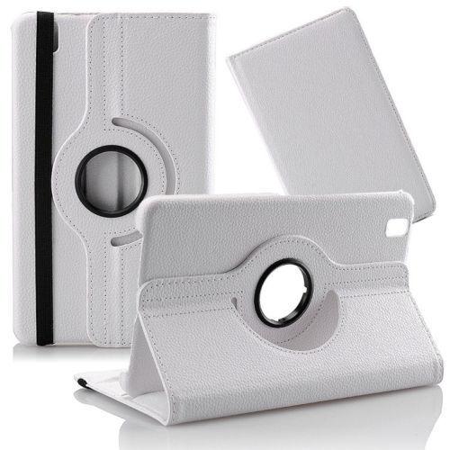 Кожен калъф за Samsung Galaxy Tab PRO 8.4 инча - бял
