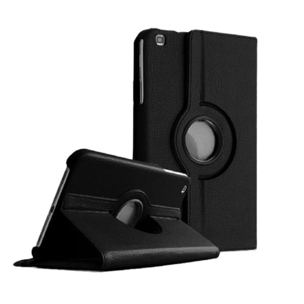 Кожен калъф за таблет Asus Google Nexus 7 - 2013 - черен