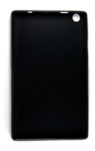 Силиконов гръб за Lenovo Tab 2 A8-50 - черен
